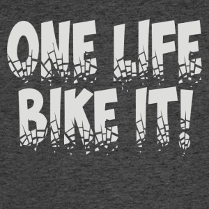 BIKE IT - Men's 50/50 T-Shirt