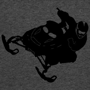 Snowmobil - Men's 50/50 T-Shirt