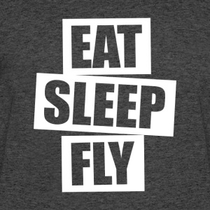Eat Sleep Fly - Men's 50/50 T-Shirt