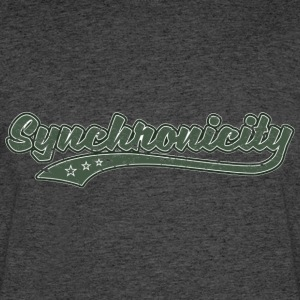 Synchronicity (Retro Color) - Men's 50/50 T-Shirt