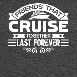 Friends Cruise Together Shirts - Men's 50/50 T-Shirt