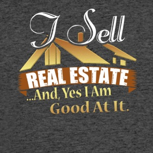 Real Estate Agent Tee Shirt - Men's 50/50 T-Shirt
