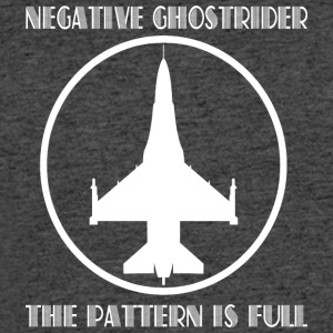Negative ghostrider the pattern is full - Men's 50/50 T-Shirt