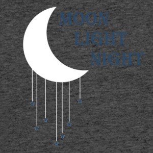 Moon Light Night Tee - Men's 50/50 T-Shirt