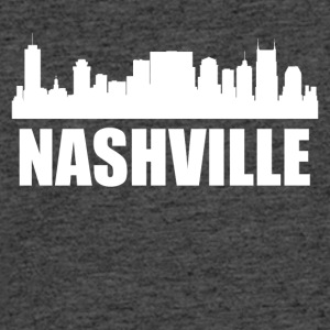 Nashville TN Skyline - Men's 50/50 T-Shirt