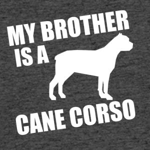 My Brother Is A Cane Corso - Men's 50/50 T-Shirt