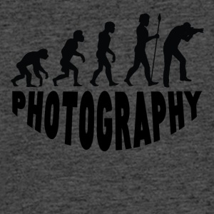 Photography Evolution - Men's 50/50 T-Shirt