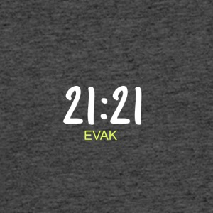 21:21 EVAK TEXT SKAM - Men's 50/50 T-Shirt