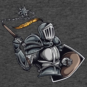 armored knight - Men's 50/50 T-Shirt