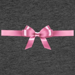 Pink Ribbon - Men's 50/50 T-Shirt