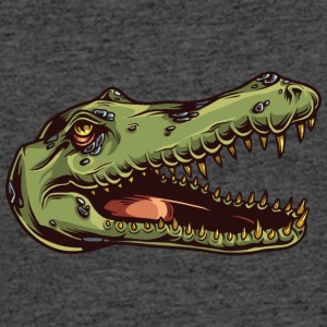 crocodile - Men's 50/50 T-Shirt