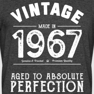 Funny 50th Birthday Present: Vintage 1967 T-Shirt - Men's 50/50 T-Shirt