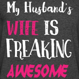 my husband s wife - Men's 50/50 T-Shirt