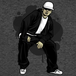 rapper_sitting - Men's 50/50 T-Shirt