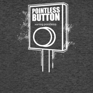 Pointless Button - Men's 50/50 T-Shirt