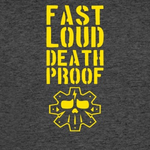 Fast loud death proof - Men's 50/50 T-Shirt