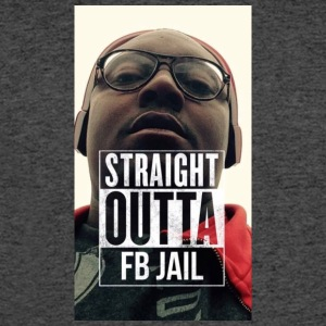 Staight outta FB jail - Men's 50/50 T-Shirt
