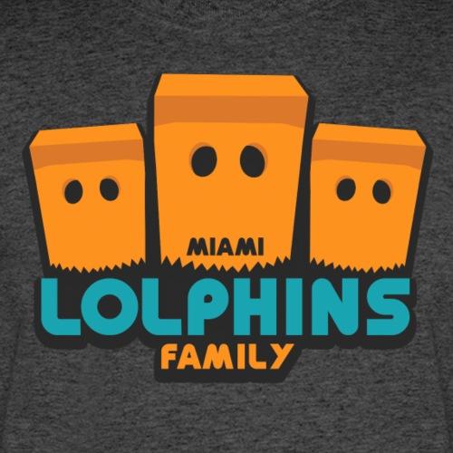 lolphins - Men's 50/50 T-Shirt