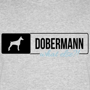Dobermann what else - Men's 50/50 T-Shirt