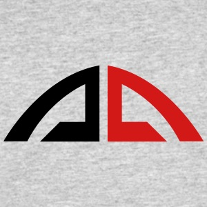 AMG-logo - Men's 50/50 T-Shirt