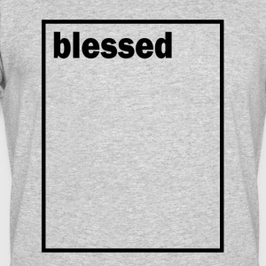 Blessed - Men's 50/50 T-Shirt
