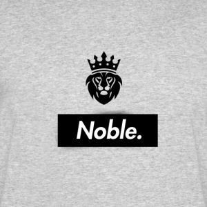 Noble OG Box Logo 2017 Release - Men's 50/50 T-Shirt
