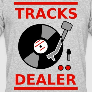 tracks dealer - Men's 50/50 T-Shirt