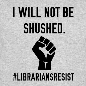 Librarians Resist - Men's 50/50 T-Shirt