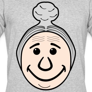 Cute Grandma Shirts - Men's 50/50 T-Shirt