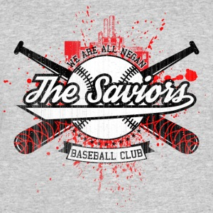 The Saviors baseball club T Shirt - Men's 50/50 T-Shirt