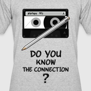 only 90s kids will know the connection - Men's 50/50 T-Shirt