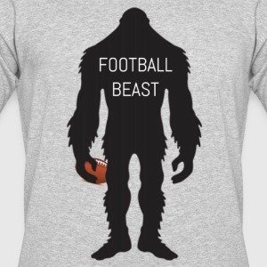 Football Beast - Men's 50/50 T-Shirt