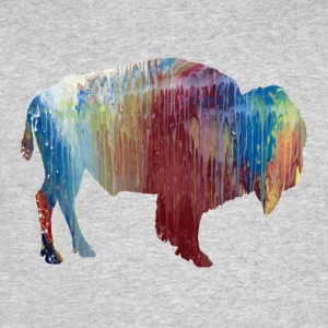 Bison - Men's 50/50 T-Shirt