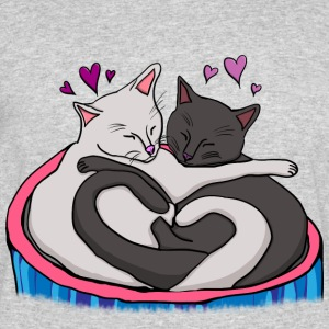 CatLove - Men's 50/50 T-Shirt
