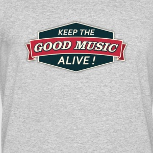 Keep The Good Music Alive Vintage - Men's 50/50 T-Shirt