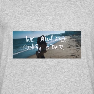 The Chainsmokers Closer Lyrics 5 - Men's 50/50 T-Shirt