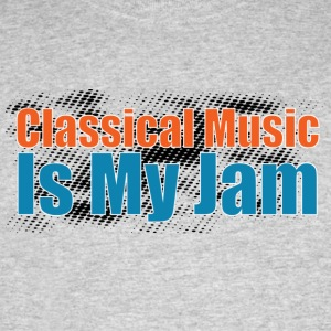 Classical Music is my Jam - Men's 50/50 T-Shirt