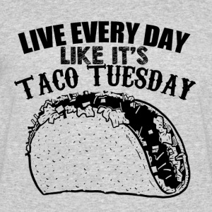 Taco Tuesday T-shirt - Men's 50/50 T-Shirt
