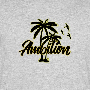 Ambition #1 - Men's 50/50 T-Shirt