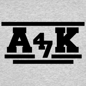 AK - Men's 50/50 T-Shirt