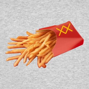 Fries - Men's 50/50 T-Shirt
