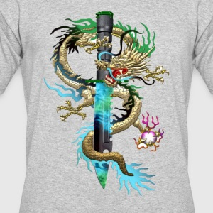 M9 Gamma Doppler Dragon - Men's 50/50 T-Shirt