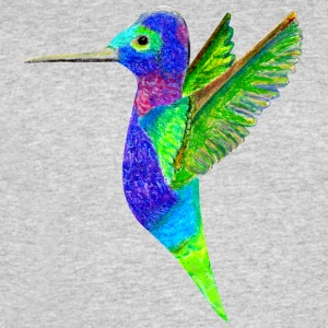 Hummingbird - Men's 50/50 T-Shirt