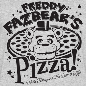 Freddy Fazbear Pizza - Men's 50/50 T-Shirt