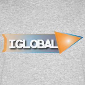 iGlobal Theme T Shirt - Men's 50/50 T-Shirt