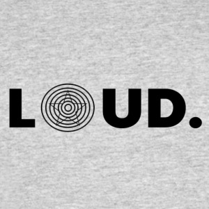 LOUD. - Men's 50/50 T-Shirt