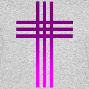 Catholic Cross - Men's 50/50 T-Shirt