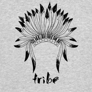 Tribe (Native American Black) - Men's 50/50 T-Shirt