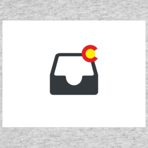 Colorado DM Logo - Men's 50/50 T-Shirt