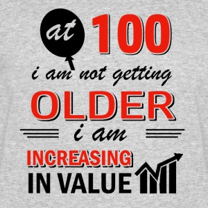 Funny 100 year old gifts - Men's 50/50 T-Shirt